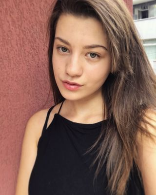 New face female model Ямур from Bulgaria