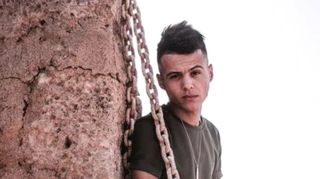 New face male model Tomi from Algeria