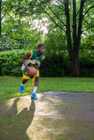Basketball Shooting - Germany