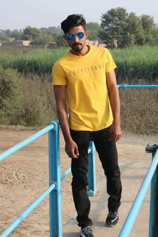 New face male model Muhammad from Pakistan
