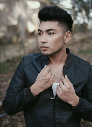 New face male model Martin from Philippines