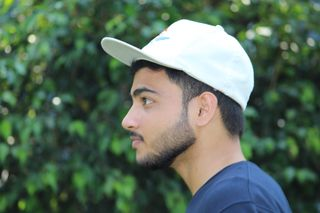 New face male model Mustafa from India