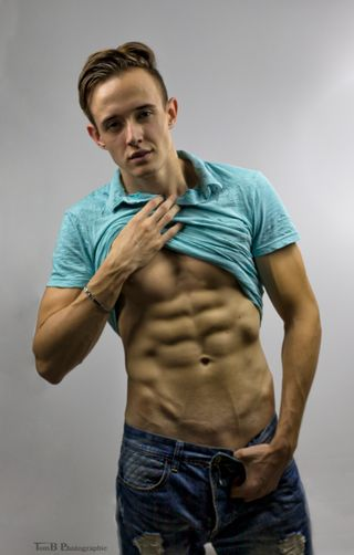 New face Юноша модель enzo_fit69 from Франция