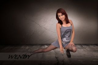 New face female model Wendy from Colombia