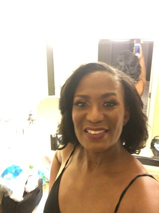 Makeup artist feature Soul train music awards Las Vegas 2017