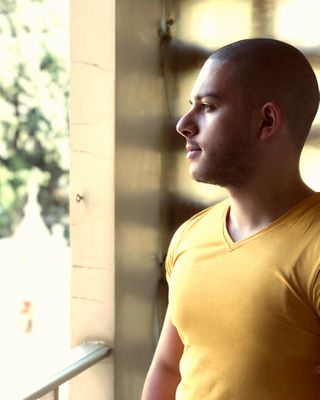 New face male model Charbel from Lebanon