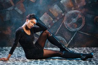New face female model Shatresse from United States