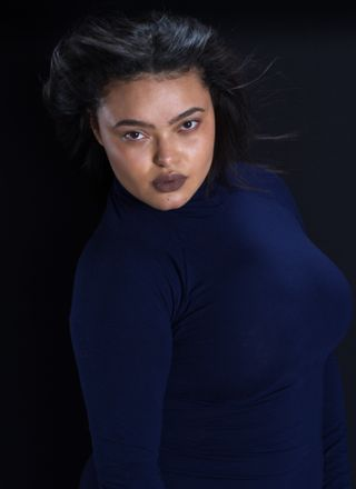 New face female model Lauren from United States