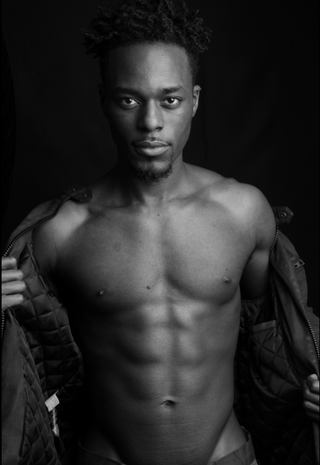 New face male model Demone from United States
