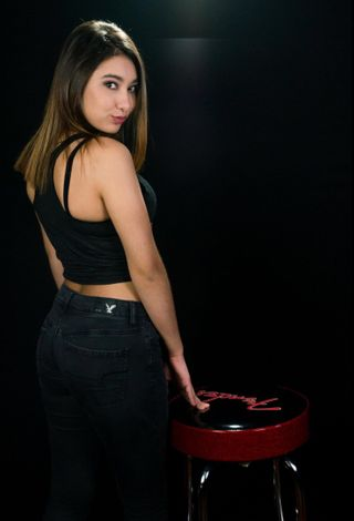 New Face weiblich Model Kaylyn from USA