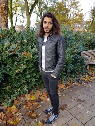 New face male model Mohamed from Germany