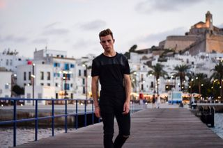 New face male model Carlos from Spain