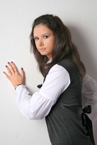 New face female model Ирина from