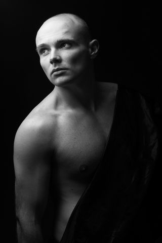 New face male model VLADIMIR from Belarus