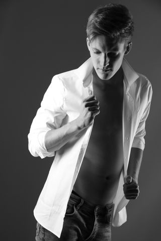 New face male model Patrick from Germany