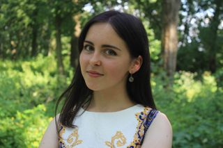 New face female model Svitlana from Ukraine