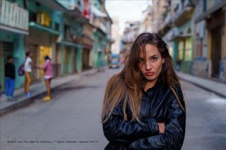 New face female model Gabriela from Spain
