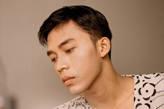 New face Male model Lukman from Indonesia
