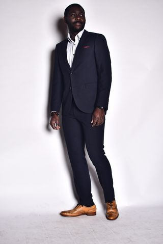 New face male model Olu'kayode from United Kingdom