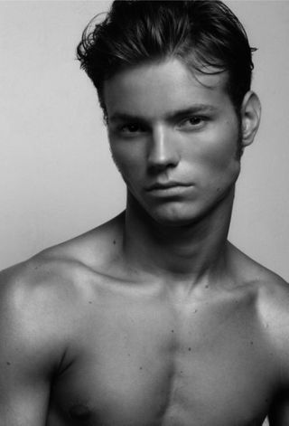 New face male model Alexey from Spain