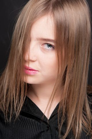 New face female model Milana from Kazakhstan