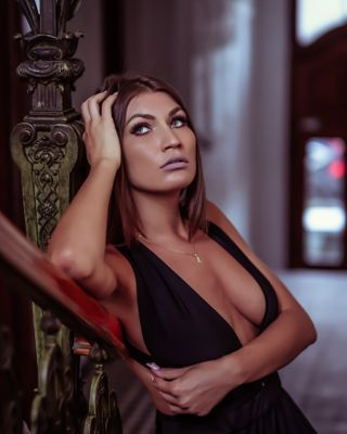 Professional model female model Andreea from Austria