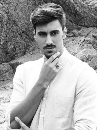 New face homme Mannequin João from Portugal