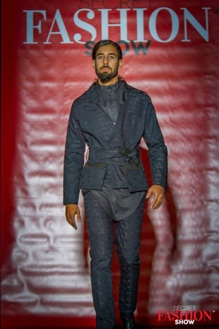 New face homme Mannequin Khalil from Allemagne