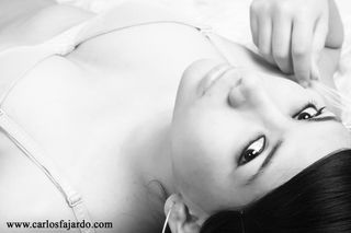 New face female model Estefany from Peru