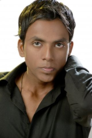 New face male model Mohammed from India