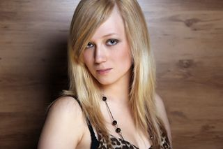 New face female model Ilona from Germany