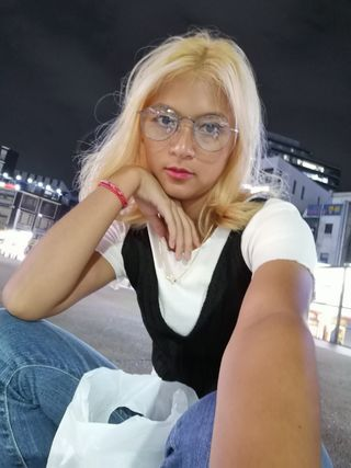 New face female model Akaa_1002 from France