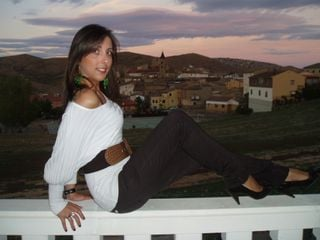 New face Female model jessica from Spain