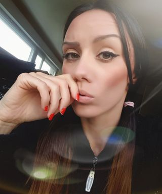 New face female model Maud22 from France