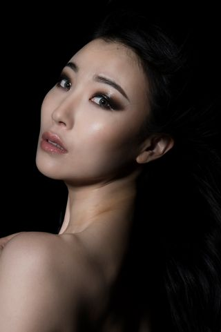 New face female model Joo from France
