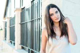 New face female model Isabella from Spain