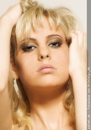New face female model Jenny from Germany