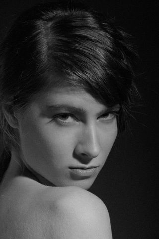 Professional model female model Sanja from Slovenia