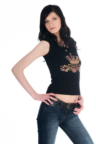 New face Female model Jessi from Germany