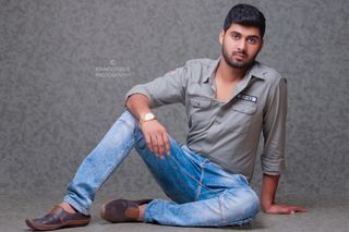 New face male model Amit from India