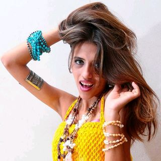 New Face weiblich Model Joana from Argentinien