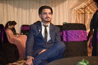 New face male model Faisal from Pakistan