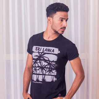 New face male model Yulandrew from Sri Lanka