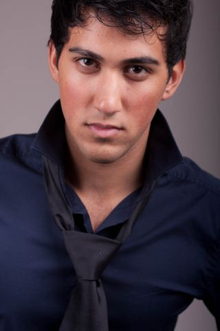 New face male model Mathieu from France