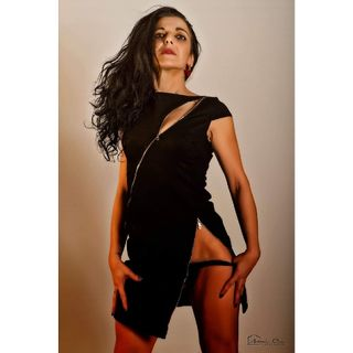 New face female model Luli from Spain