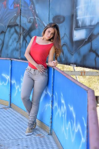 New face feminino modelo Sugar from Peru