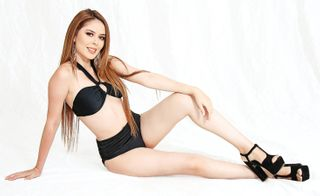 Professional model female model Michelle from Ecuador