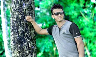 New face male model Rahim from Bangladesh