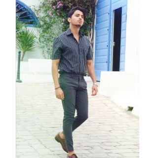 New face male model Mohamed from Tunisia