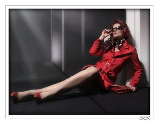 Professional model female model Orchidea from Switzerland